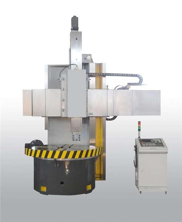 China high quality cnc vertical turret lathe machine manufactory/mill/plant/works