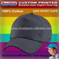printed school caps