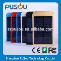 Solar Power Bank Portable pack Manufacturer