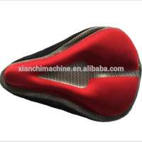soft gel bicycle bike seat cover