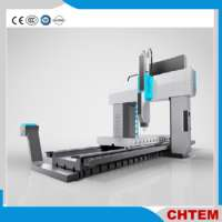CNC Horizontal Table Moving Milling Machine