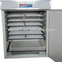 Automatic egg Incubator hatching poultry eggs 1000 chicken hatchery farm machine