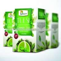 Tulsi Tea Green Leaves