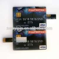Highspeed credit card USB 20 Memory Stick Flash pen Drive 4GB 8GB 16GB