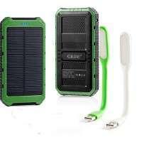 Outdoor Solar Power Pack