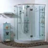 tempered glass shower room Manufacturer