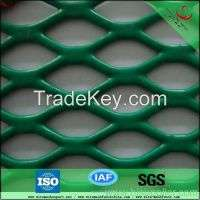 High duty expanded metal mesh used decoration Manufacturer