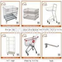 shopping trolley cart Manufacturer