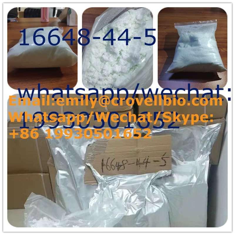 high quality cas 16648-44-5 BMK glycidate Benzeneacetic acid emily@crovellbio.com