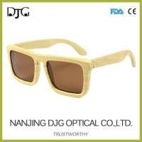 Wayfare Sunglasses Bamboo