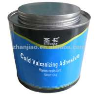 conveyor belt repair bond cold vulcanizing bond rubber glue cement Manufacturer