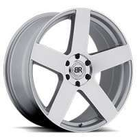 Silver Color Truck Wheel Rim