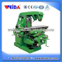 knee type horizontal milling Machine