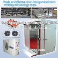 Fresh meatfrozen meat storage warehouse walking cold storage room Manufacturer