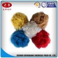 14D70D red polyester fiberpsf Manufacturer