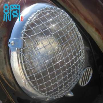 VW(Volkswagen) Stainless Steel Headlamp Stone Guards