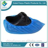 Plastic Shoe CoverWaterproof Shoe CoverDisposable Overshoes Manufacturer