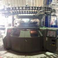 Double used Circular Knitting Machines