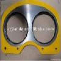 IHI Concrete pump parts wear plate Manufacturer