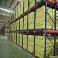 First In Late Out Q235 Material Drivein Pallet Racking Manufacturer