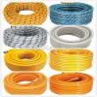 3 layer 200bar braided PVC high pressure hose Manufacturer