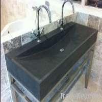 Blue limestone wash basin &amp sink lime stone basin Manufacturer