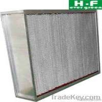 Mini pleated hepa filter Manufacturer