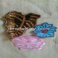 Pressable and stichable stickers on ladies dresses Manufacturer