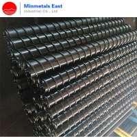 Belt conveyor steel idler, comb idler roller Manufacturer