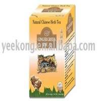 Ginger Green Tea Manufacturer
