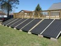 Ground mount solar power system Manufacturer
