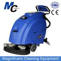 C660 concrete floor cleaning machine floating skirt Manufacturer
