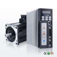 China cheap nema 42 ac servo motor 1.8kw with driver kit Manufacturer
