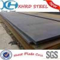 Rolled Steel Plates Q235 Q345 A36 Manufacturer