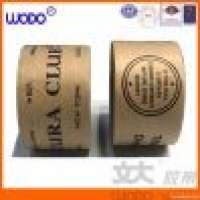 Self adhesive kraft tape packing kraft paper tape  Manufacturer