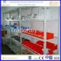 Light Duty Slotted Angle Shelf Manufacturer