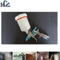 HVLP Spray Gun Plastic Gravity Cup Manufacturer