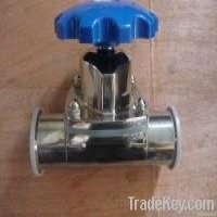 Stainless Steel Diaphragm valve Manufacturer
