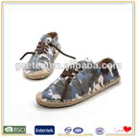 Shool canada maple designer walking gents espadrilles shoes Manufacturer
