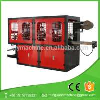 automatic Disposible glass making machine