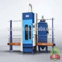 vertical glass sand blasting machine