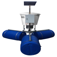 Plastic Solar Powered Auto Feeder for Fish Pond and Shrimp Pond Manufacturer