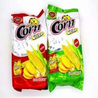 Vietnam Sweet Corn flavoured Crackers Manufacturer