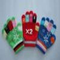 Knit glove children Manufacturer