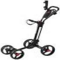 QwikFold Golf 20 Deluxe 4 Wheel Push Cart Manufacturer