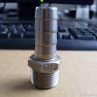 BSPTNptDIN Stainless Steel Hose Nipple HON Manufacturer
