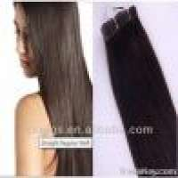Pressure Sensitive Tapes and AAAAA Indian human hair extensiontape hair 100gpc Manufacturer
