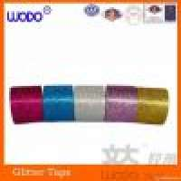 Wonder Tape and Colorful glitter tape decoration Manufacturer