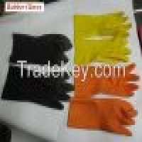 "Household Gloves &acirc€"" Rubber Gloves Manufacturer"