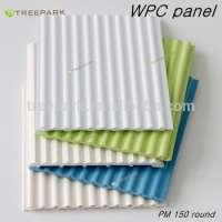 design wooden WPC PVC panel ceiling Manufacturer